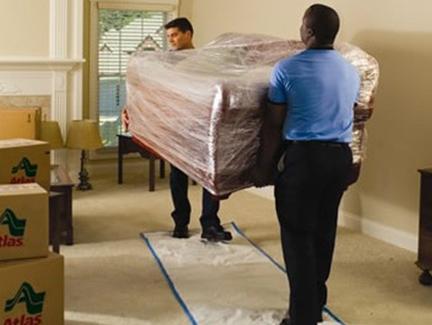 emballage de meuble
