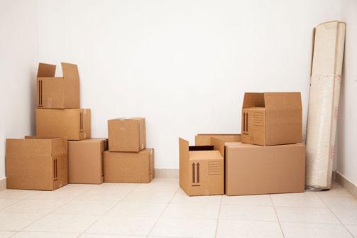 Achat cartons déménagement